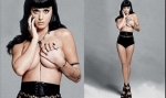 El 'topless' de Katy Perry para Esquire - Noticias de revista esquire
