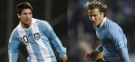 Messi y Forlán en duelo de 'cracks' - Noticias de mundo
